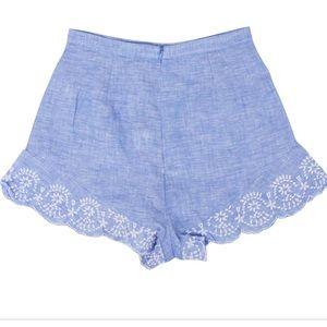 BB Dakota Shorts - NWT BB Dakota langley shorts